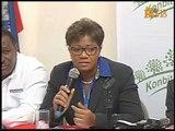 Total Haïti a lancé officiellement, son deuxième concours de reboisement.