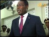 Michel-Ange Gédéon nouveau directeur général a.i de la Police Nationale d'Haïti.