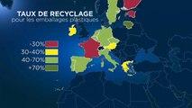 Consigne pour les bouteilles plastiques : que font nos voisins européens ?