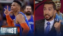 Russell Westbrook trade to the Miami Heat makes sense - Nick Wright _ NBA _ FIRST THINGS FIRST