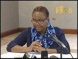 Haïti-SOFA.-Atelier de consultation sur la justice de genre et l'Égalité en Haïti.