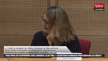 1000 emplois supprimés chez General Electric : l'audition d'Arnaud Montebourg au Sénat - Les matins du Sénat (11/07/2019)