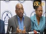 Haïti.- Lancement campagne électorale pour les élections présidentielles et législatives .
