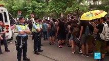 """Hong Kong : l'exécutif annonce la """"mort"""" du texte sur les extraditions, sans convaincre"""