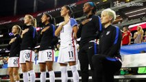 Megan Rapinoe Stands Up to Trump  RS News 62719