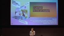 Comment développer de manière exponentielle les financements pour les artistes? I NewImages Festival 2019
