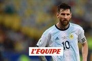 Au Barça et en sélection, est-ce vraiment Messi qui décide ? - Foot - Video