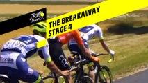 The Breakaway - Étape 4 / Stage 4 - Tour de France 2019