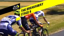 The Breakaway - Étape 4 / Stage 4 - Tour de France 2019