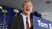 Billionaire Tom Steyer announces 2020 run