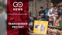 Siliguri Transgender Protest