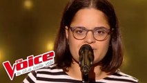 Slimane – Paname | Kelly | The Voice France 2017 | Blind Audition