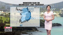 Monsoon rain expected, heavy amount expected in the east coast _ 070919