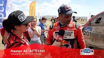 SILK WAY RALLY 2019 (STAGE 2)