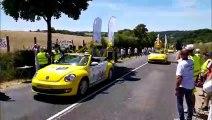 Tour de France : la Caravane quitte la Meuse et file vers Nancy