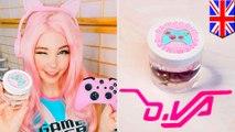 Gamer Girl jual air mandi bekas, habis terjual dalam sehari - TomoNews