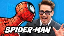 Spider-Man Confirmed for Captain America Civil War