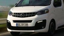 Opel Zafira Life : notre essai vidéo du van