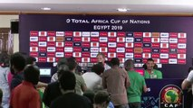 Nigeria and South Africa look ahead to Africa Cup of Nations quarter-final