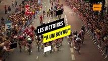 """Tour de France 2019 - Victoire """"à un boyau"""" Angers 2016"""