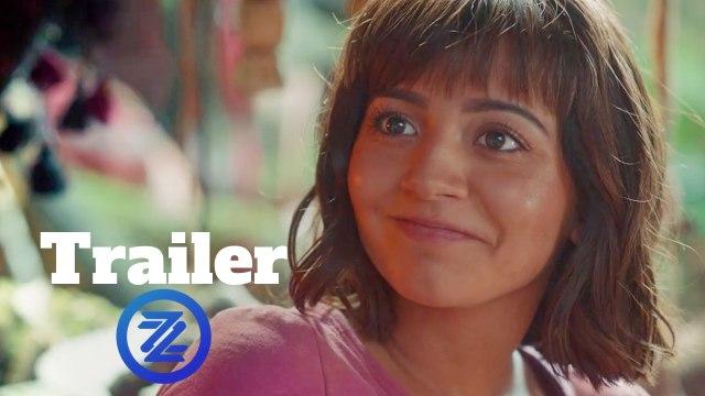 Dora and the Lost City of Gold Trailer #2 (2019) Isabela Moner, Benicio Del Toro Movie HD