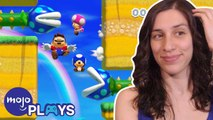 4-Player VS is BROKEN | Super Mario Maker 2