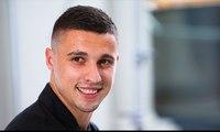 La prima intervista rossonera di Rade Krunić