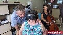 La vidéo immersive pour stimuler la mémoire des malades d'Alzheimer