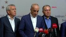 İŞ Başkanı Atalay hükümetle olan zam pazarlığına ilişkin konuştu