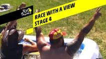 Race with a view  - Étape 4 / Stage 4 - Tour de France 2019