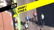 Sprint ! - Étape 4 / Stage 4 - Tour de France 2019