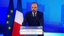 Discours du Premier ministre au Forum international Paris Europlace