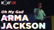 "ARMA JACKSON (Suisse) : ""Oh my gad"" (Live @ Lille)"