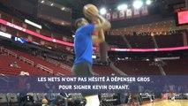 NBA - Le Top 5 des transferts