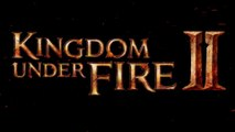 Kingdom Under Fire II - Bande-annonce de la sortie occidentale