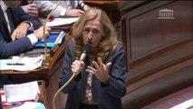 """Violences faites aux femmes: Nicole Belloubet espère """"une accroche législative dès l'automne"""" sur le bracelet anti-rapprochement"""