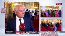 Municipales à Paris: Griveaux a les « qualités politiques et expérience » selon François Patriat