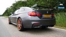 BMW M4 GTS SUPER LOUD! Exhaust SOUND REVS & ONBOARD by AutoTopNL