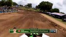 2019 RedBud National - 250 Moto 2 GoPro Course Preview Adam Cianciarulo