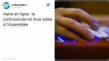 Haine en ligne : L'Assemblée adopte la proposition de loi Avia en première lecture