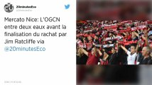 Ligue 1. Le comité d'entreprise de l'OGC Nice favorable au rachat du club par Jim Ratcliffe
