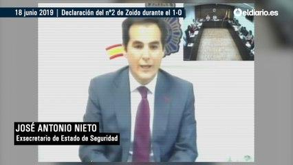 Declaración de José Antonio Nieto, exsecretario de Estado de Seguridad durante el 1O (2)