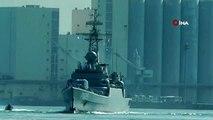 - Çin, Sri Lanka'ya Savaş Gemisi Hediye Etti