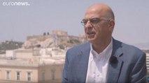 Yunanistan'ın yeni Dışişleri Bakanı Dendias: Türkiye Doğu Akdeniz'in haylaz çocuğu olmayı bırakmalı