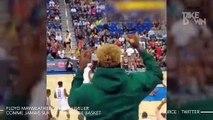 Floyd Mayweather se fait humilier comme jamais sur un terrain de basket