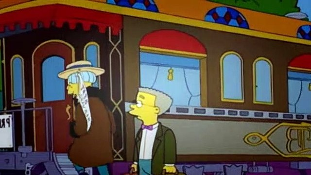 The Simpsons Season 8 Episode 4 Burns Baby Burns