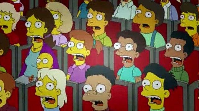 The Simpsons Season 23 Episode 6 The Book Job