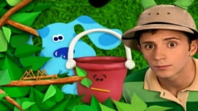 Blues Clues Season 4 Episode 11 - Bugs!