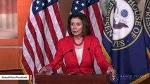 Trump Official Larry Kudlow Calls Pelosi 'Terrific'