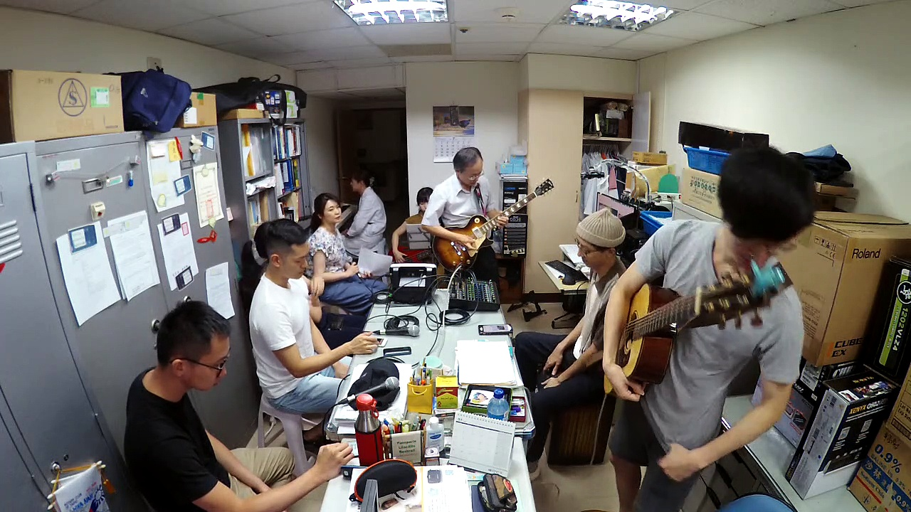 Sweet Child O' Mine (Rabees Practice 20190709)